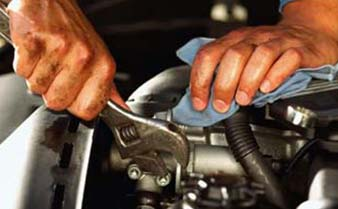 Book a Service at Hollis Motors